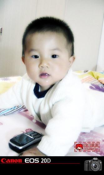查看金东浩宝贝8个月了照片
