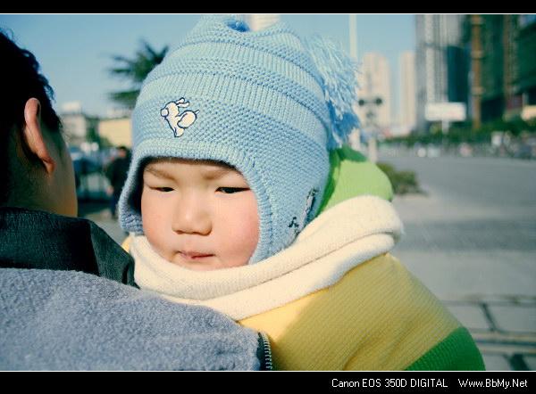 查看金东浩年初三贝贝妈咪说要带宝宝去公园照片