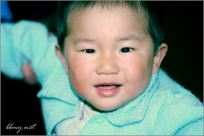 查看金东浩最近小贝感冒了照片