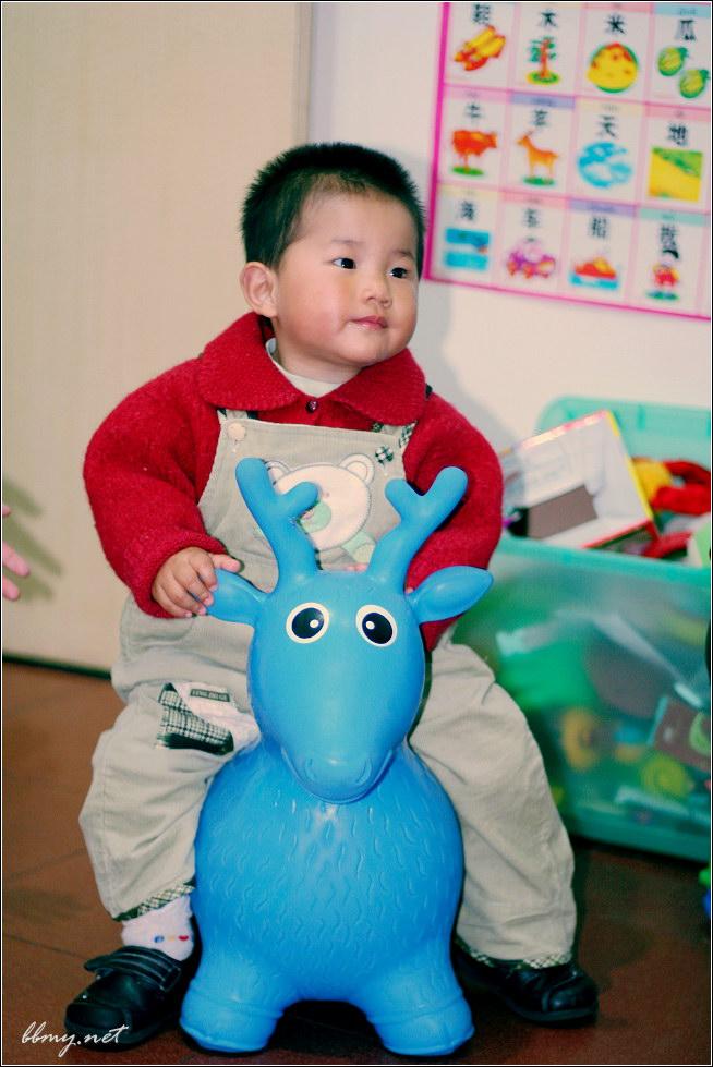 查看金东浩骑小鹿照片