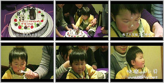 查看金东浩一周岁生日照片