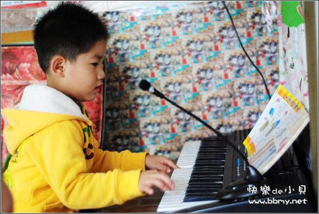 查看金东浩学老师弹琴照片