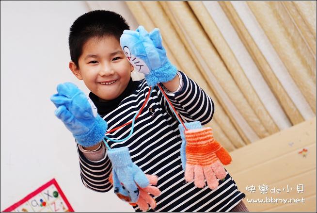 查看金东浩过冬装备之手套照片