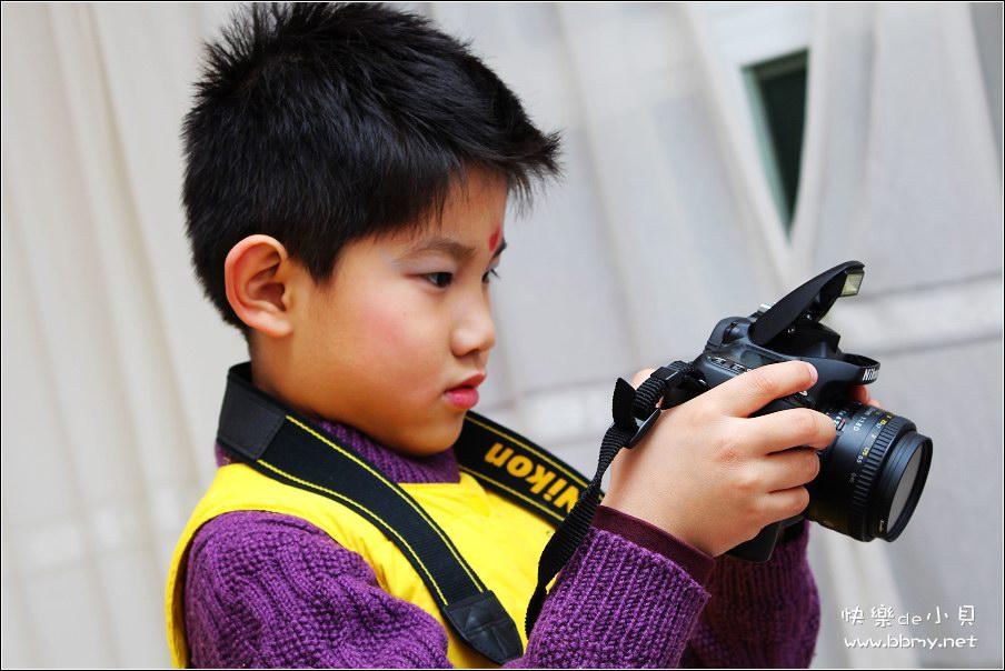 查看金东浩小小摄影师照片